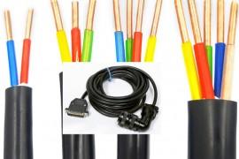 伺服电机动力线/编码器连接线/驱动器连接线/电源电缆/航空插头/拖链电缆、电缆